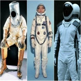 1961'den Günümüze Uzay Kıyafetlerinin Evrimi