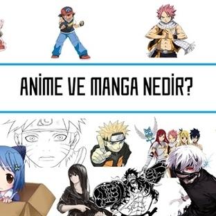 Anime Kültürü, Anime Nedir?