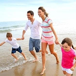 Çocuklu ailelere tatil ipuçları