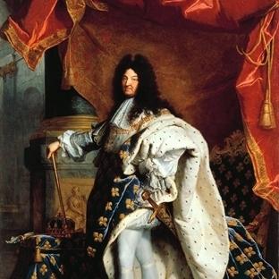 Namıdeğer Güneş Kral, 14. Louis