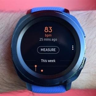 Samsung Gear Sport Akıllı Saat İncelemesi