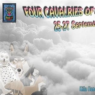 Four Cavalries of Heaven Fethiye'de!