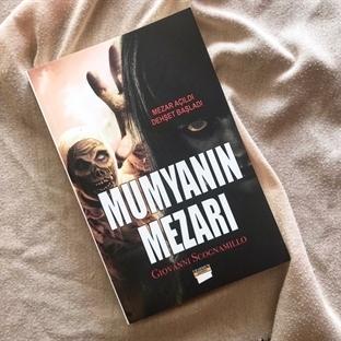 Giovanni Scognamillo - Mumyanın Mezarı Kitabı