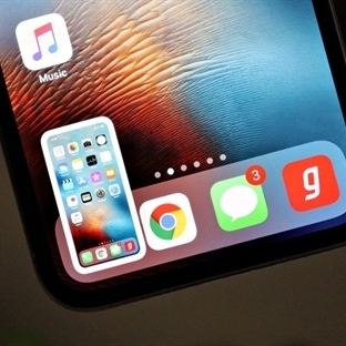 iPhone X'te Ekran Görüntüsü Nasıl Alınır?