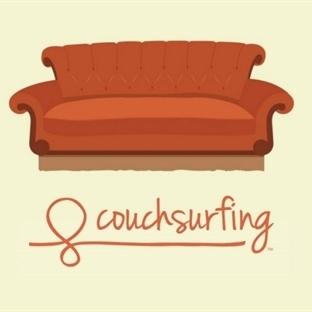 Konaklama ve Eğlence Garantili Couchsurfing