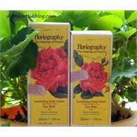 Floriography Tea Rose Vücut Losyonu + Duş Jeli
