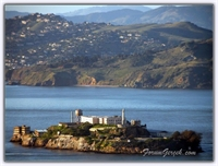Amerika nın En Ünlü Hapishanesi - Alcatraz Adası -