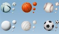 130+ Ücretsiz Spor İkonları