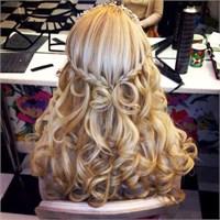 En Güzel Maşalı Saç Modelleri
