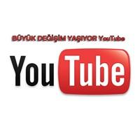 Youtube'da Önemli Değişim!