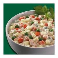 Meşhur Rus Salatası