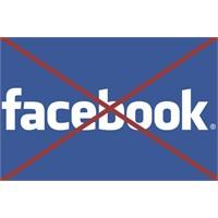Facebook Tüm Kamuda Yasaklanmalı
