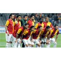 Süper Final Öncesi; 1 - Galatasaray