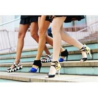 New York Moda Haftası: Ayakkabı Modelleri