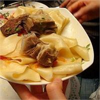 Kazak Türkleri Mutfağı