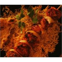 Tandorlu Tavuk Kebabı