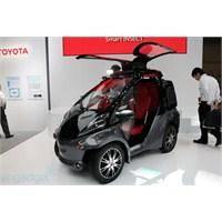 Toyota'nın Mini Konsepti