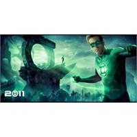 Green Lantern Fragmanı Yayınlandı