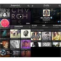 Twitter Music Uygulaması Kullanıma Sunuldu !