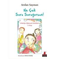 Çocukların Sorularına Cevap Olacak Bir Kitap