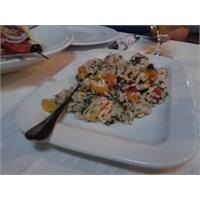 Nisiotiko, Dedeağaç'ta Bir Balık Restoranı