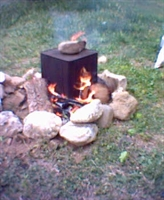 Piknik Usulü Tenekede Tavuk