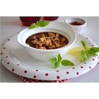Meşhur Mantı Çorbası Tarifi (Yüksük Çorbası)