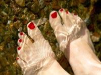 Mutlu Ayaklar İçin Bakım Yöntemleri