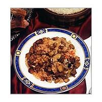Nefis Patlıcanlı Pilav Tarifi Buyrun