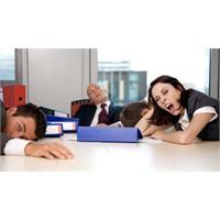 İşe Uykusuz Gidiyorsanız Bunları Uygulayın