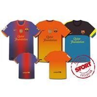 Barcelona 2012-2013 Formaları