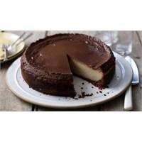 Çikolatalı Cheesecake Yapılışı