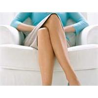Bacaklarınızın farklı bakımı