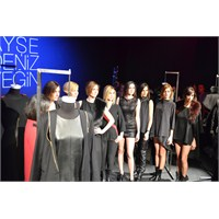 Mercedes - Benz Fashion Week İst. Ayşe Deniz Yeğin