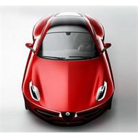 Alfa Romeo Disco Volante Küllerinden Doğdu!