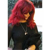 Rihanna'nın Saçları
