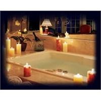 Banyoyu Spa Merkezi Yaptık