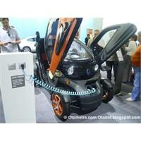 Renault'nun En Küçük Elektriklisi