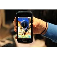 Cep Telefonu+ Projeksiyon = Samsung Galaxy Beam