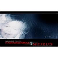 Vizyona Girenler: Paranormal Activity 3