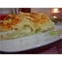Peynirli Lazanya