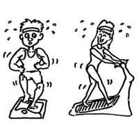 Kilo Verme Egzersizleri (Animasyonlu Anlatım)