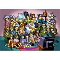 Simpson'ar Simpson Gibi Görünmediğinde…