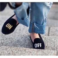 Trend: Smoking Slippers