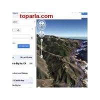 Google Maps'e Helikopter Bakışı Özelliği