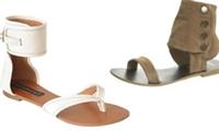 Kelepçe Sandaletler