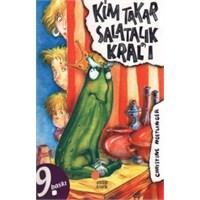 """""""Kim Takar Salatalık Kral'ı"""" Kitabı"""