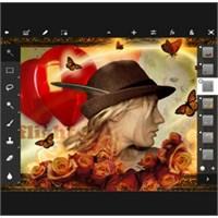Adobe Photoshop Touch İle Fotoğrafların Rengarenk