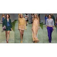 Londra Moda Haftası Topshop Koleksyionu