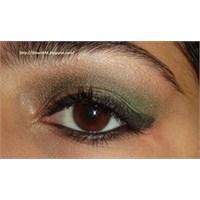 Yeşil Göz Makyajım